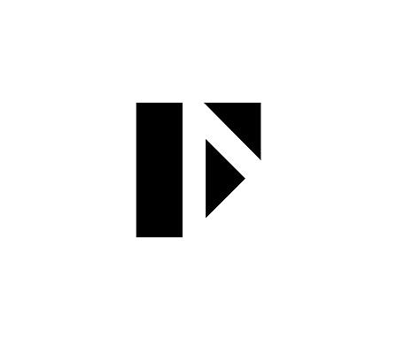 F letter based Logo
