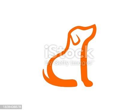 istock letter d for dog logo 1328406578