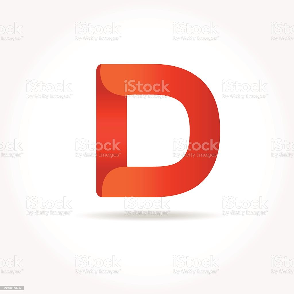 Letter d logo design template elements in different colors stock letter d logo design template elements in different colors royalty free letter d logo design thecheapjerseys Images