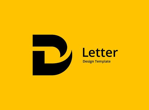 Letter D logo icon
