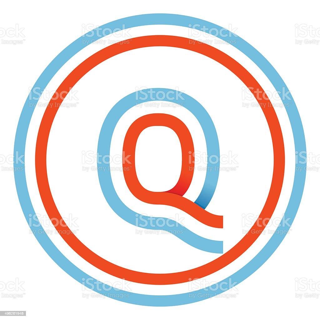 S letter design template vector art illustration