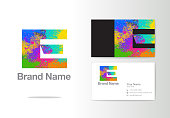 Design for business stationery