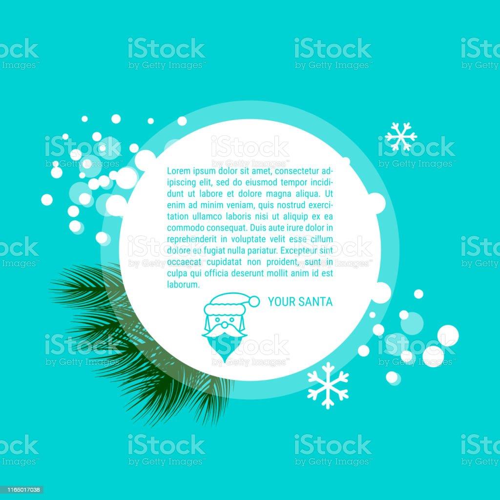 Frohe Weihnachten Brief.Brief Vom Weihnachtsmann Frohe Weihnachten Und Frohe