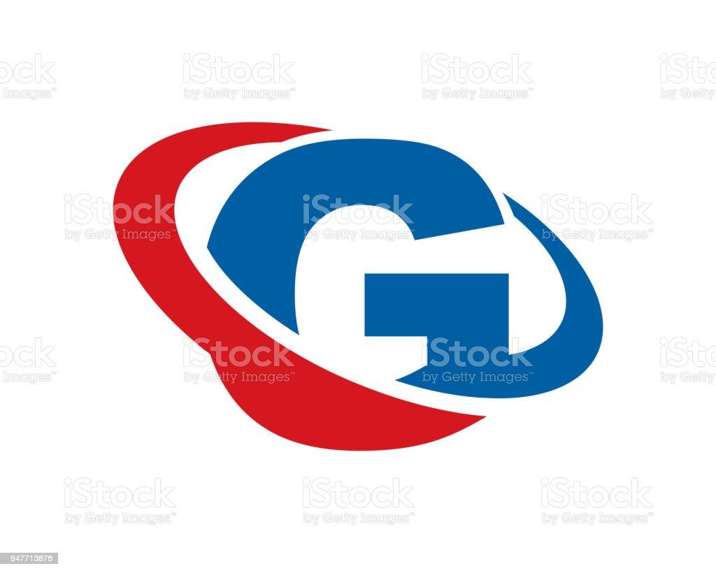 letter g template design vector emblem design concept creative symbol icon royalty