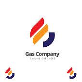istock G letter Gas Company symbol 1252158793