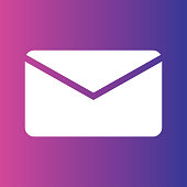 istock Letter icon for web and mobile 1328563900