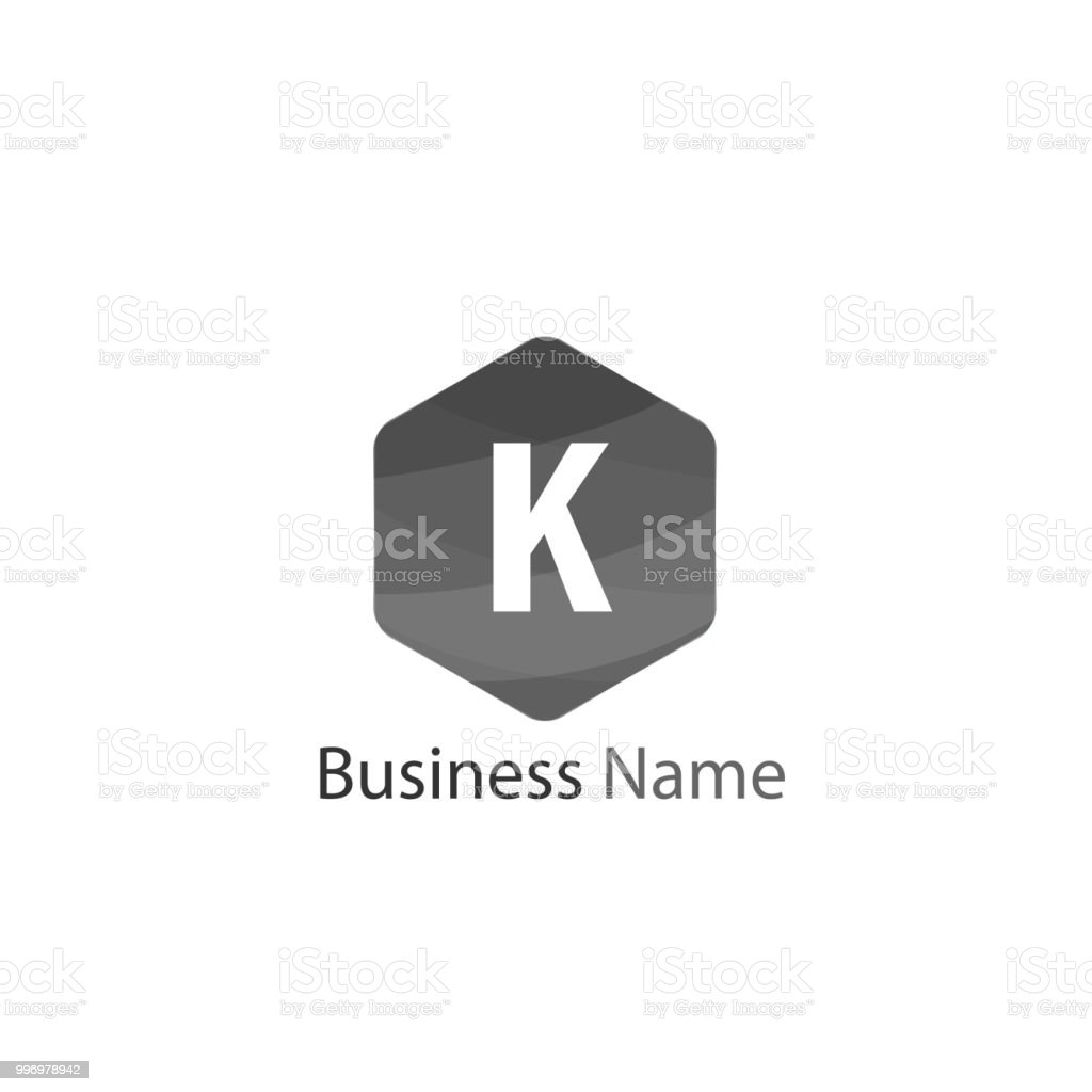 letter k logo template stock vector art more images of abstract