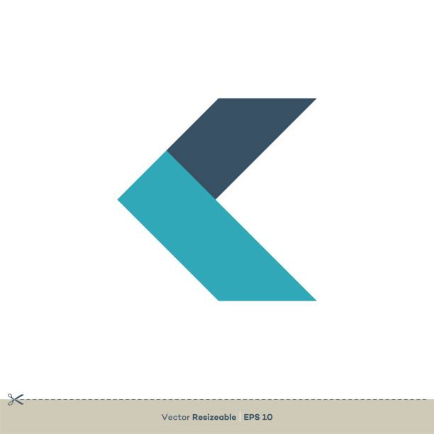 K Letter Logo Template Illustration Design. Vector EPS 10. K Letter Logo Template Illustration Design. Vector EPS 10. k logo stock illustrations