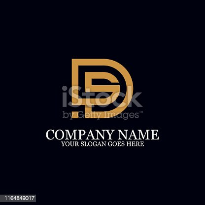 Letter DS Monogram Logo Inspiration, great for logo Marks, Clean and clever logo templates, initial logo designs