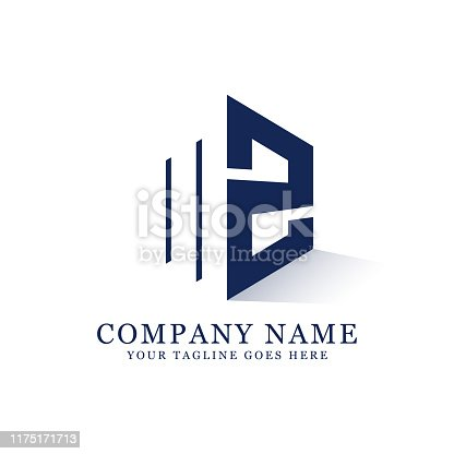 istock Letter Mz logo Designs, creative logo inspirations 1175171713