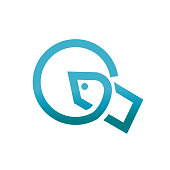letter Q symbol