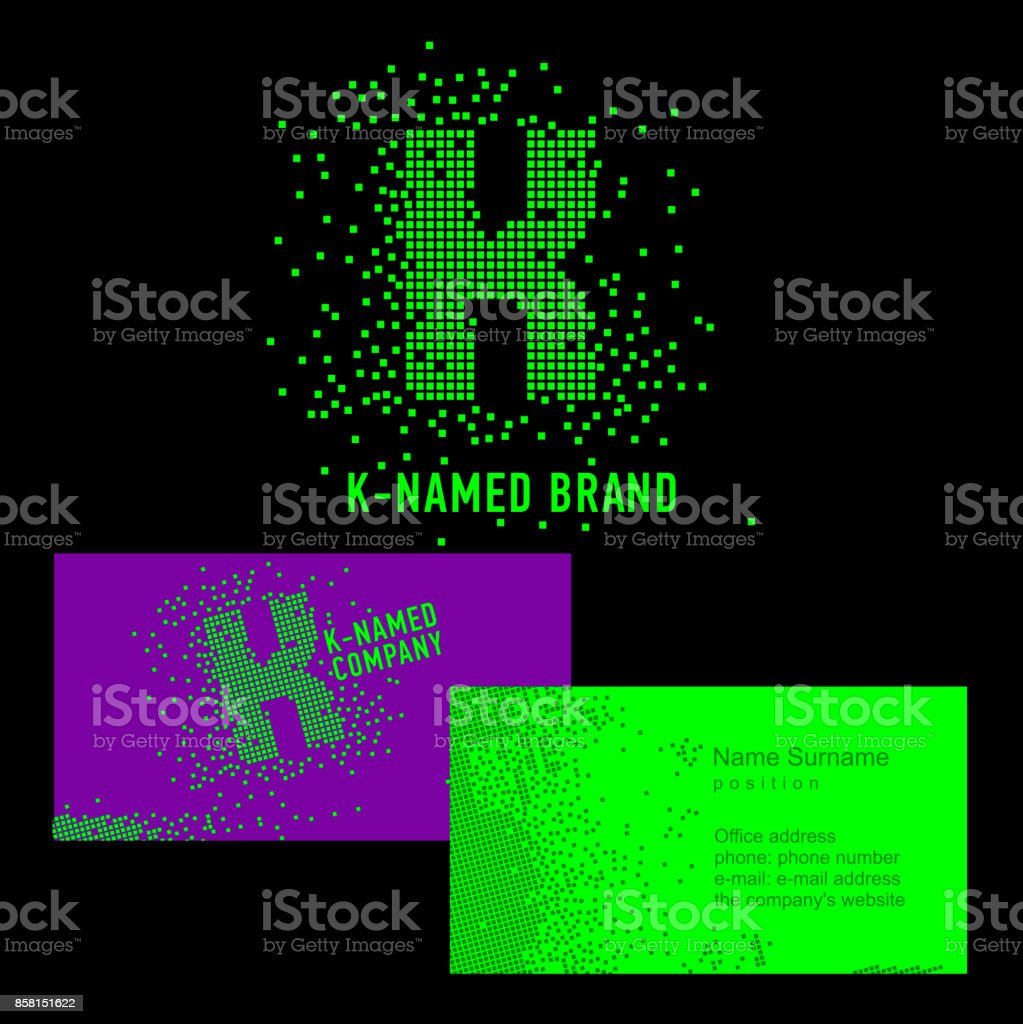 k letter sign template k brand name company corporate identity for the company