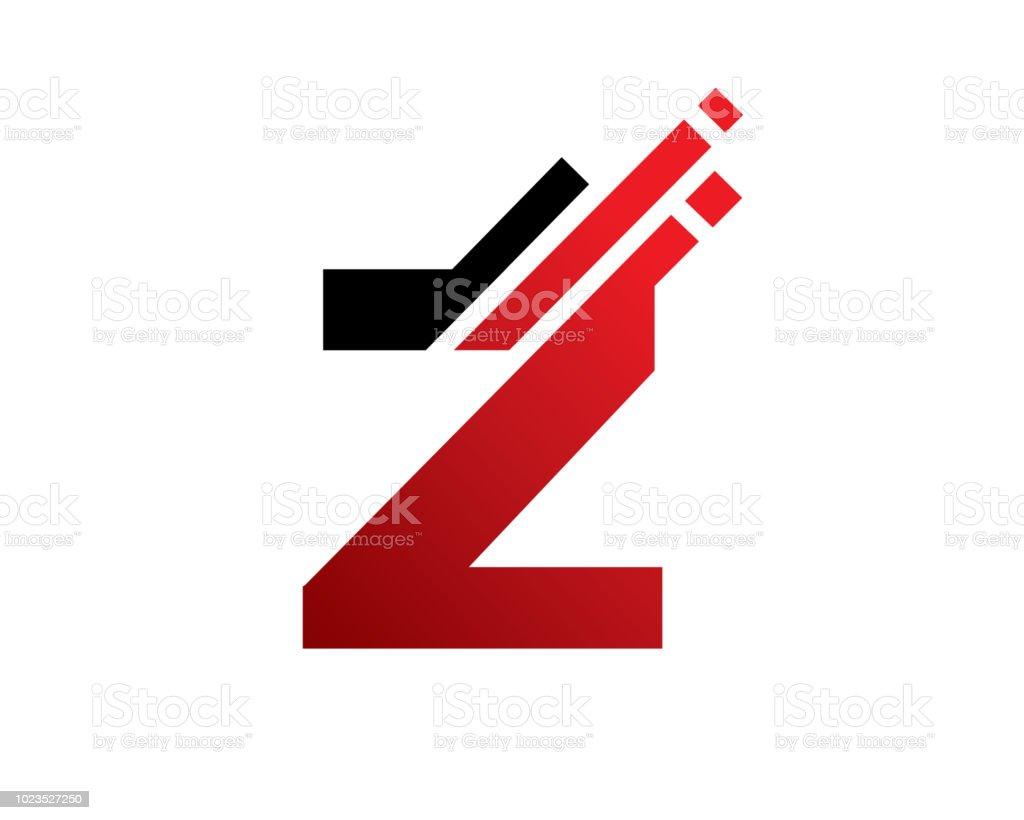 Letter Z Symbol Design Template Royalty Free Letter Z Symbol Design Template  Stock Vector Art