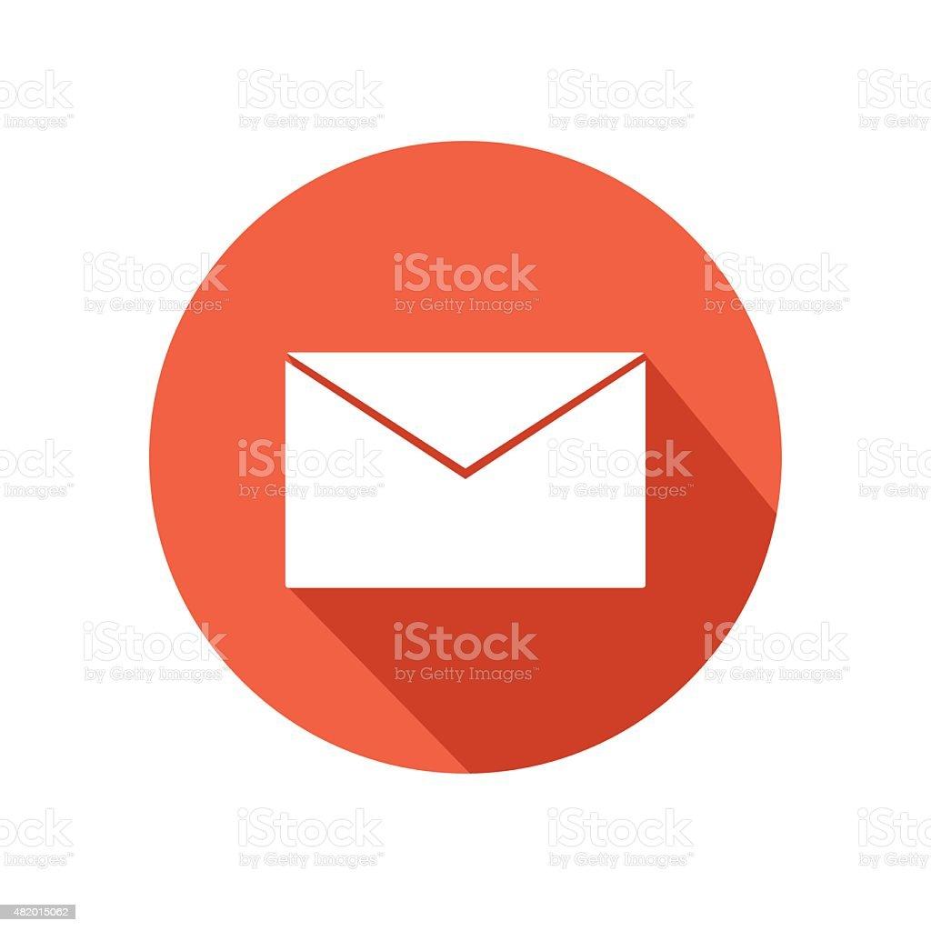 Letterbox vector art illustration
