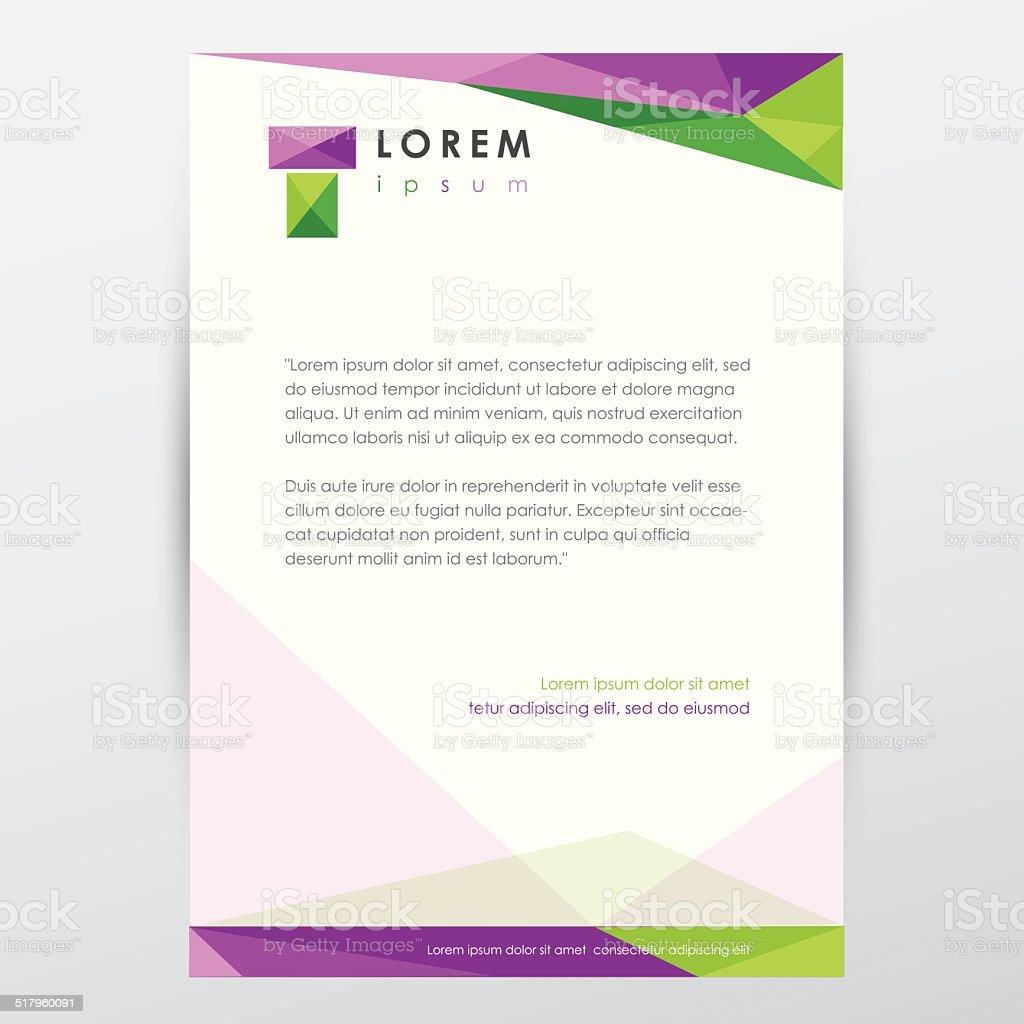 formal documentation template