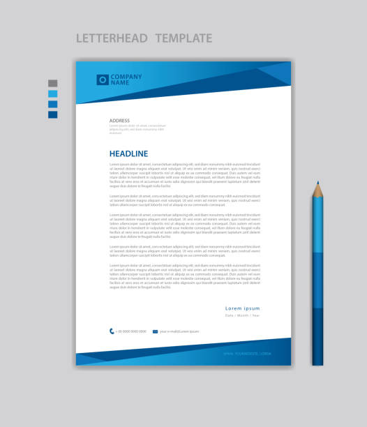 Cover Letter Illustrations, Royalty-Free Vector Graphics ...