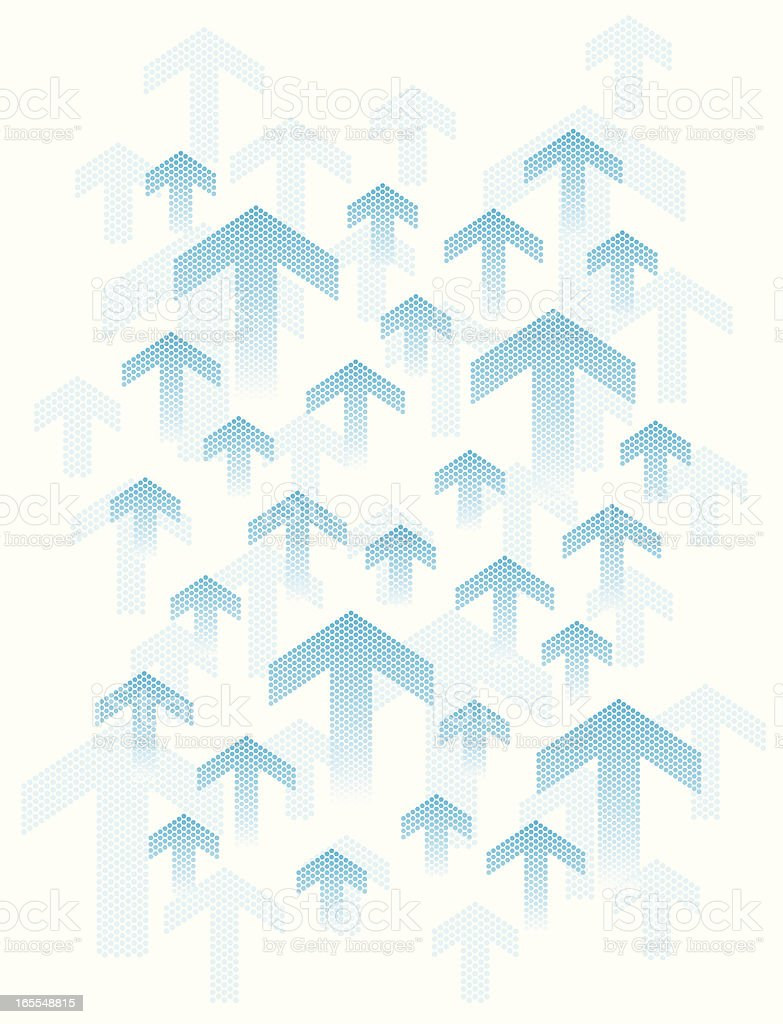 Level Up! royalty-free stock vector art