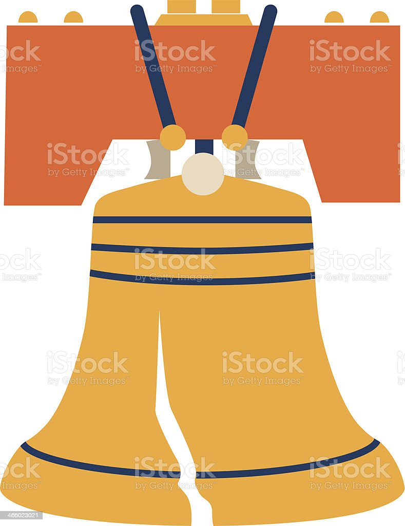 royalty free liberty bell clip art vector images illustrations rh istockphoto com
