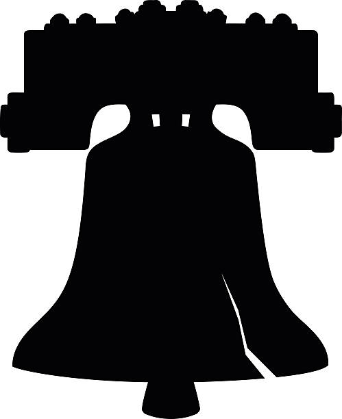 Royalty Free Liberty Bell Clip Art, Vector Images ...