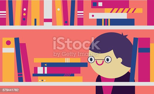 istock Librarian 579441762