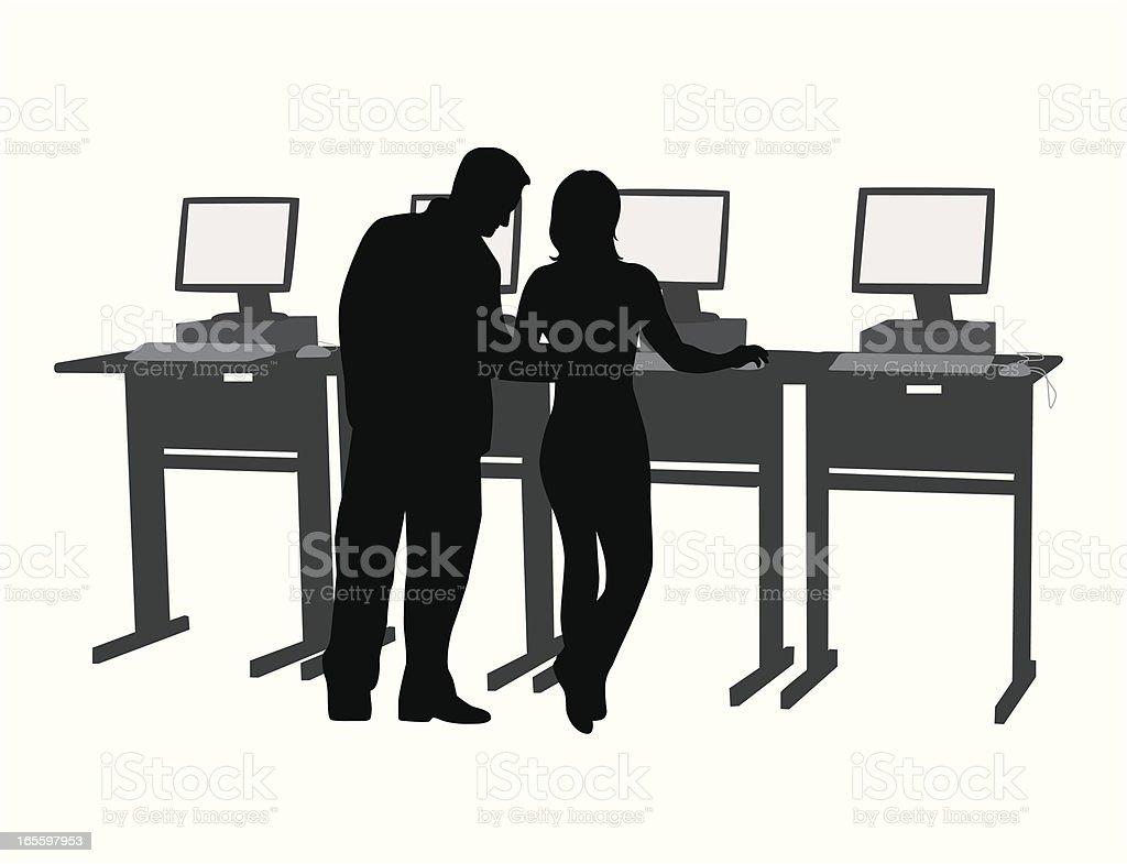 LibrarySearch ilustración de librarysearch y más banco de imágenes de adulto libre de derechos