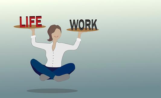 Life and Work Balance.