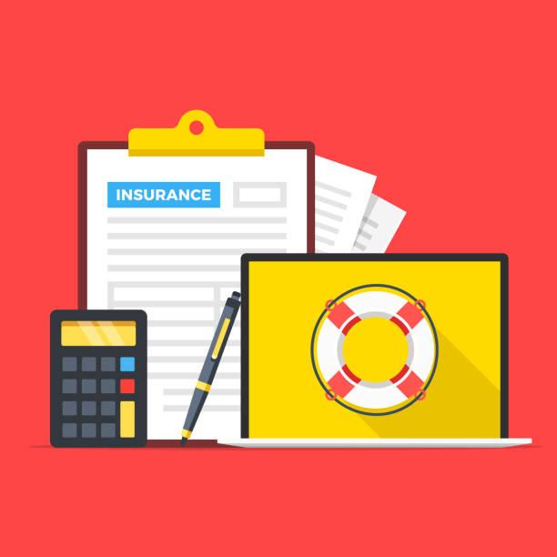 Life Insurance Illustrations, Royalty-Free Vector Graphics ...
