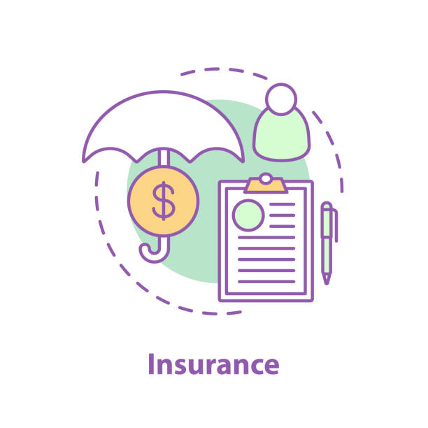 Life Insurance Policy Illustrations, Royalty-Free Vector ...