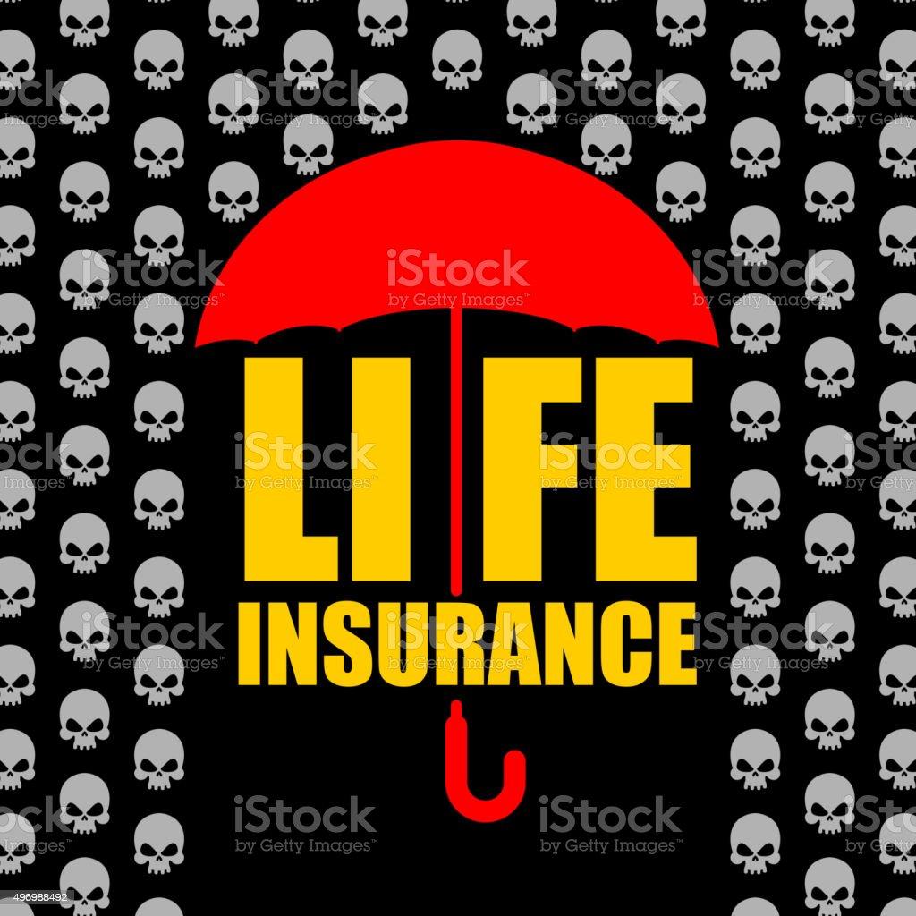 Seguros De Vida Protección Contra Accidente Y La Muerte Paraguas ...