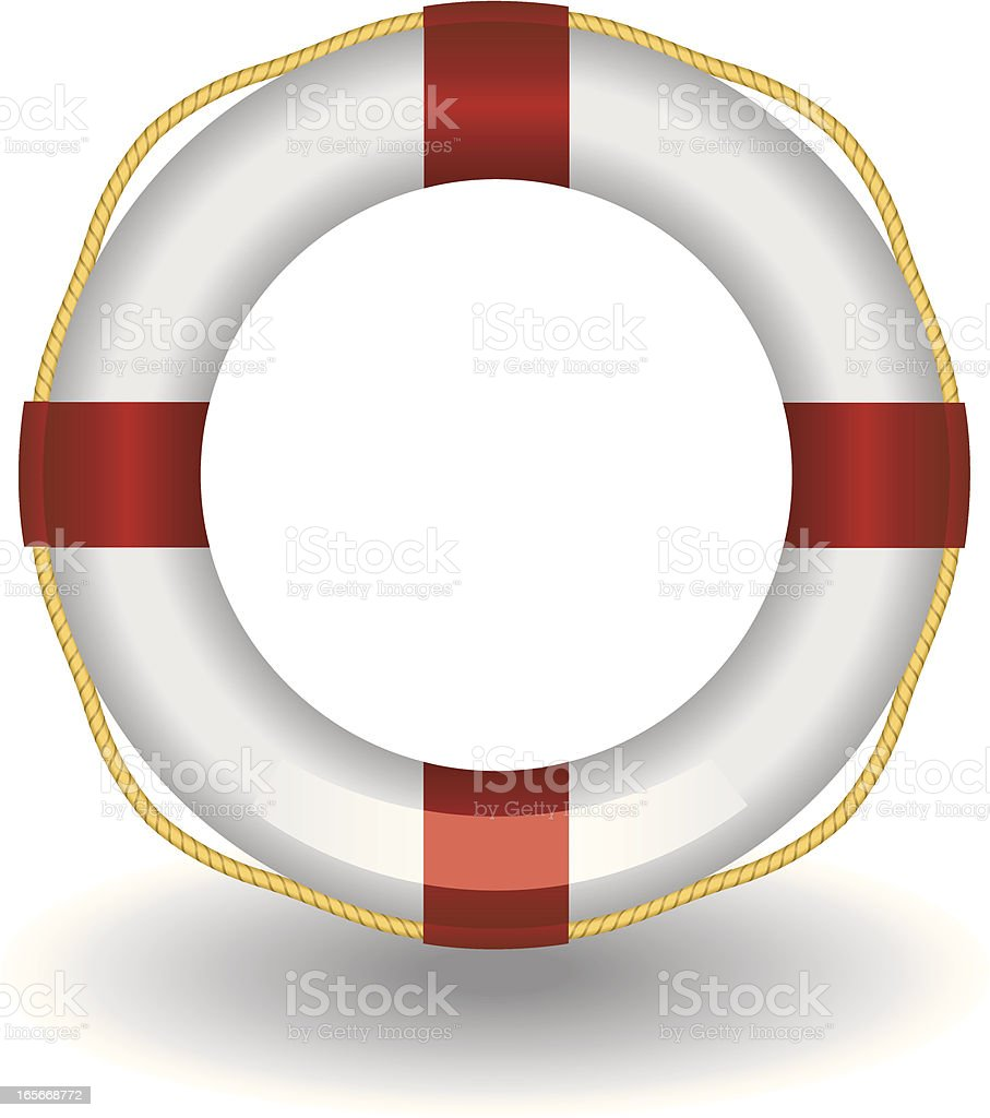 Life Preserver royalty-free life preserver stock vector art & more images of circle