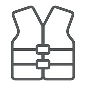 Life Jacket Vector Icon Isolated On Transparent Background Life Jacket Transparency Logo Design Stock Illustration Download Image Now Istock