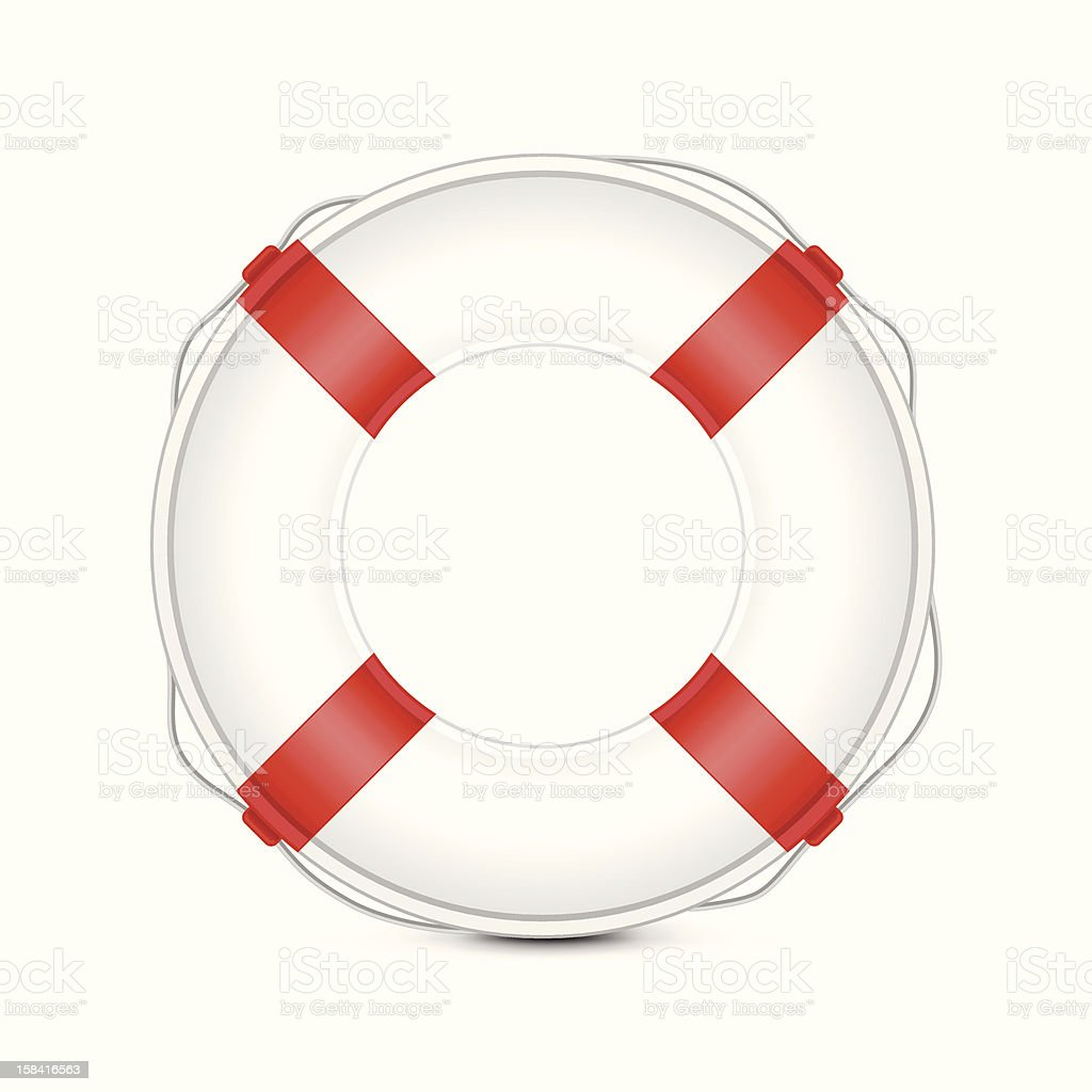 Lifebuoy Icon royalty-free lifebuoy icon stock vector art & more images of assistance