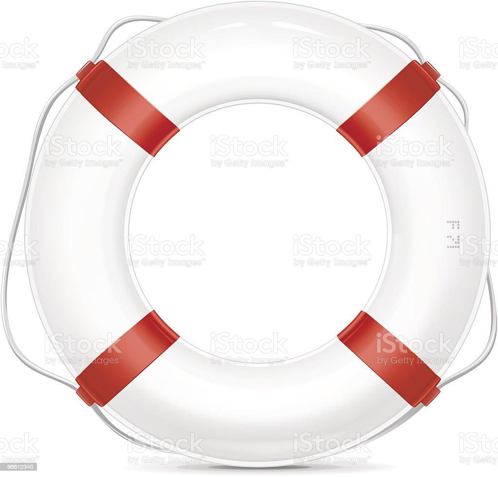 Lifebuoy - Royalty-free Buoy stock vector