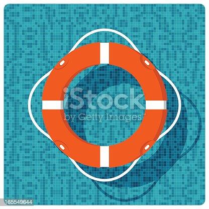 istock lifeguard live saver swimming pool 165549644