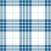 Light blue and white Scottish tartan plaid seamless textile pattern background.