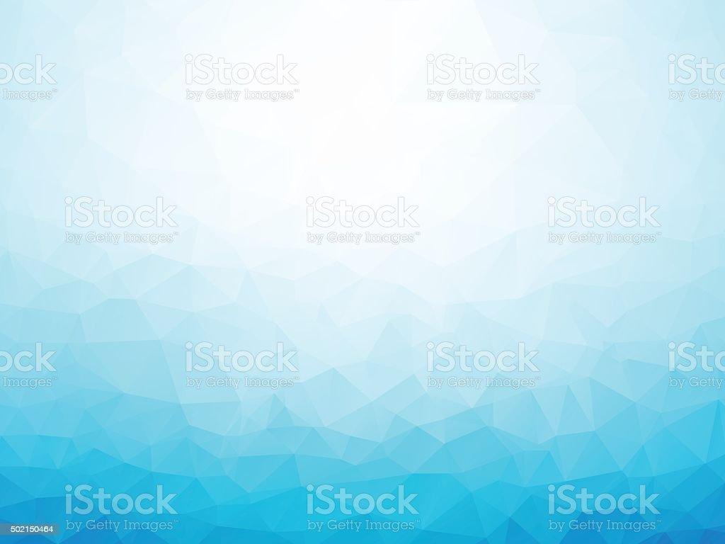 light blue winter background vector art illustration