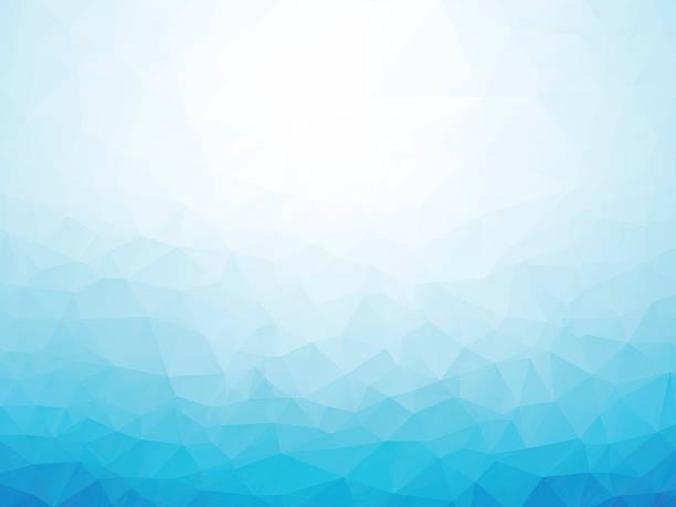 ilustrações de stock, clip art, desenhos animados e ícones de luz de fundo azul inverno - ice
