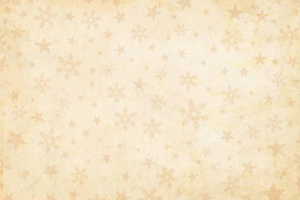 illustrazioni stock, clip art, cartoni animati e icone di tendenza di light brown, beige grunge christmas vertical background with christmas ornaments watermarked, in a slight darker earthy tone. - beige