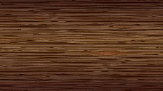 Light brown wooden texture. Knots, veins and stains surface pattern.