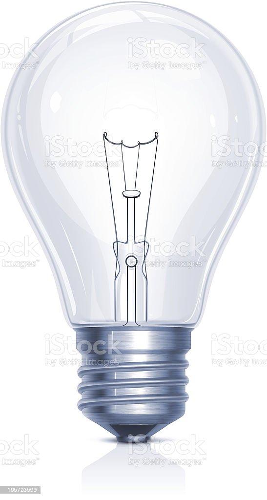 Light bulb royalty-free light bulb stock vector art & more images of clip art