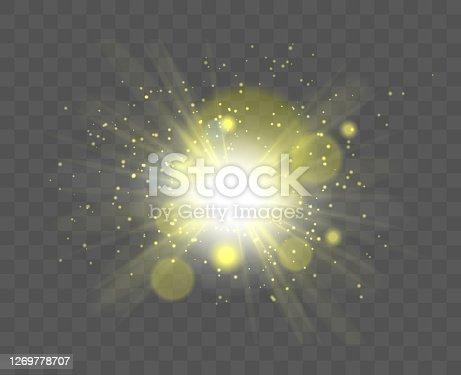 istock light burst 1269778707