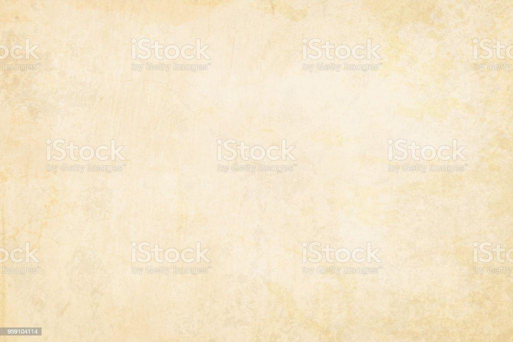 Light colored beige Vintage Paper - Royalty-free Amarelo arte vetorial
