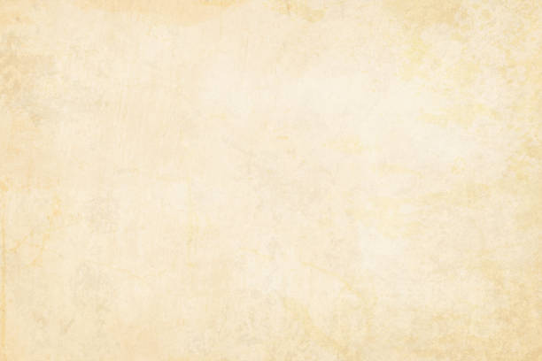 light colored beige vintage paper - grunge background stock illustrations