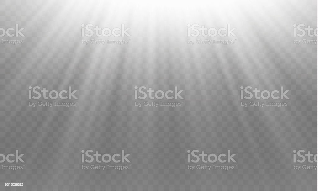 Light flare special effect with rays of light and magic sparkles royalty-free light flare special effect with rays of light and magic sparkles stock illustration - download image now