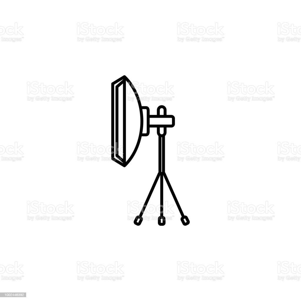 Beleuchtung Fotografie | Licht Fur Die Fotografie Element Der Beleuchtung Auftragssymbol Fur