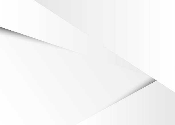 Light gray abstract paper subtle minimal design vector background illustration Light gray abstract paper subtle minimal design vector background illustration architecture backgrounds stock illustrations