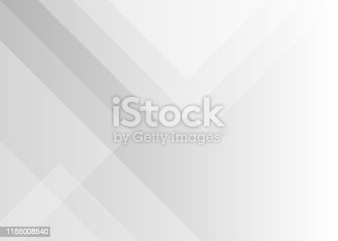 Light gray abstract with shape minimal concept vector illustration design subtle background
