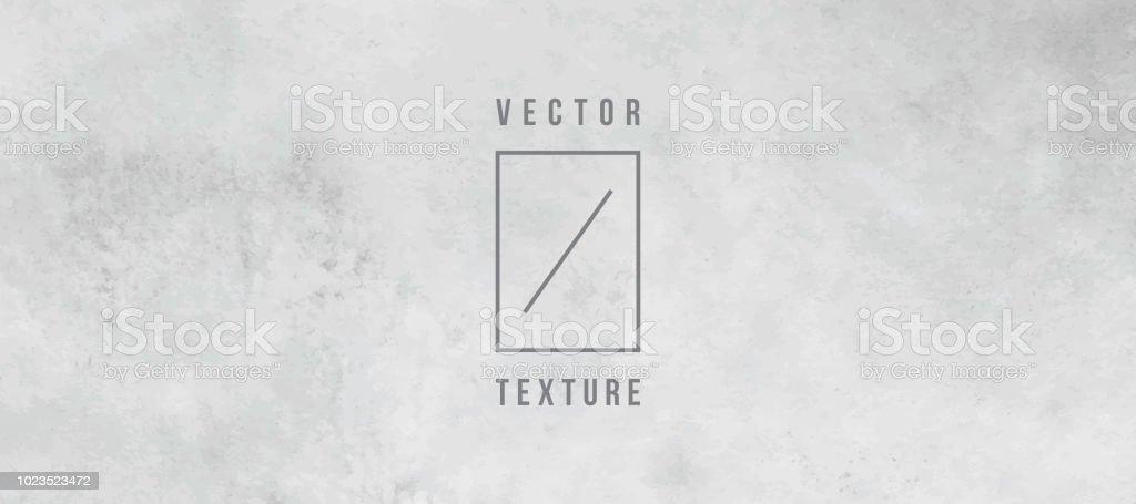 Fondo de marco completo textura Grunge brillante gris claro - ilustración de arte vectorial