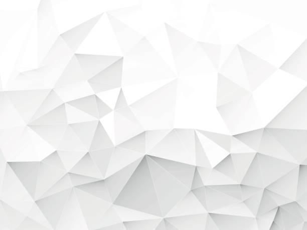 light gray geometric background vector art illustration