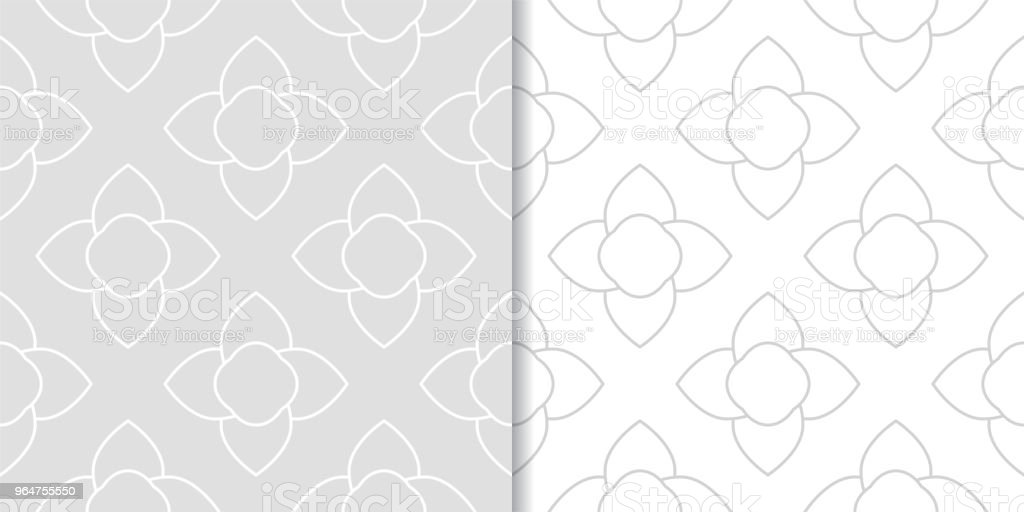 Light gray geometric seamless patterns royalty-free light gray geometric seamless patterns stock vector art & more images of abstract